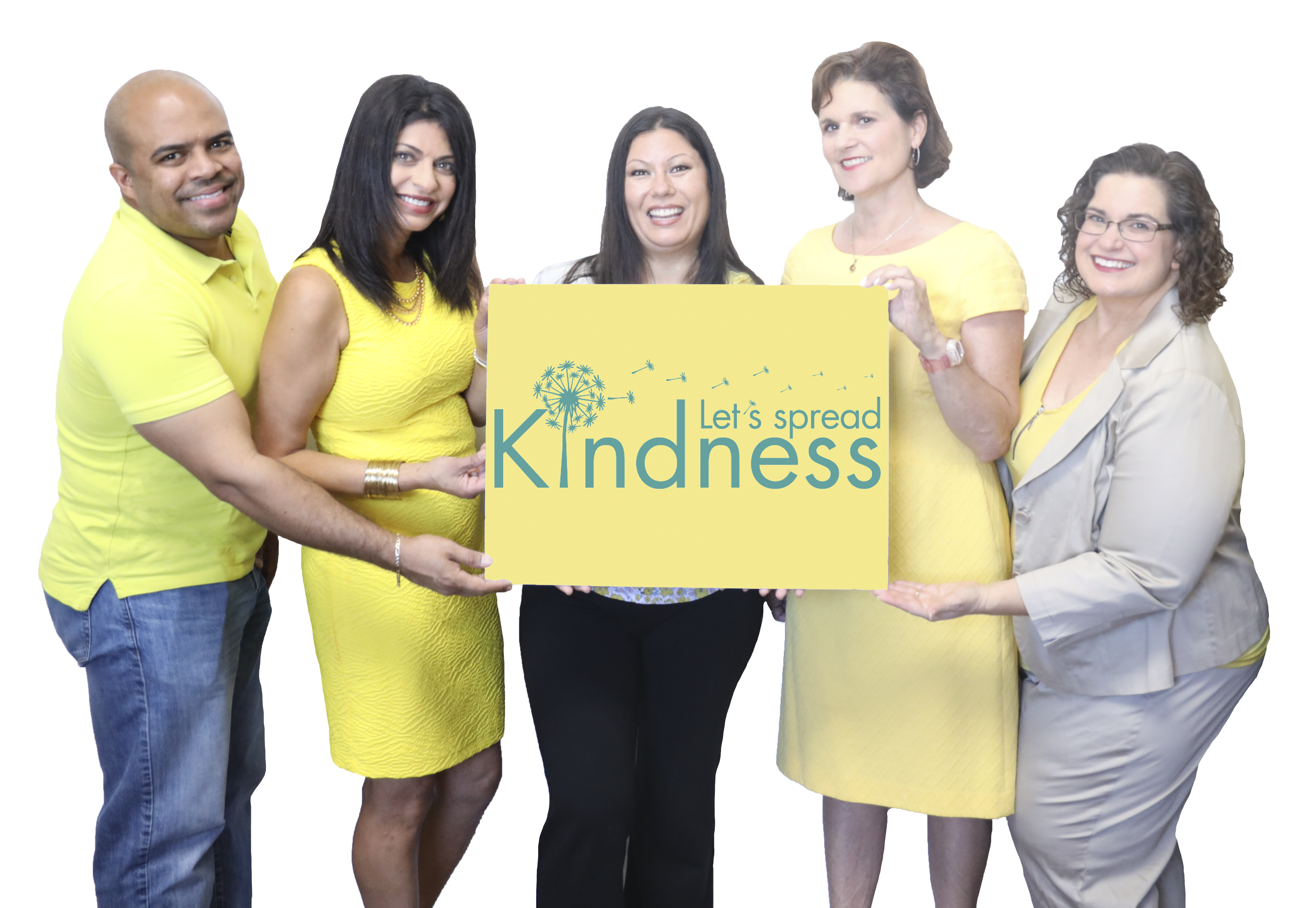 """The Team Behind """"Let's Spread Kindness"""""""