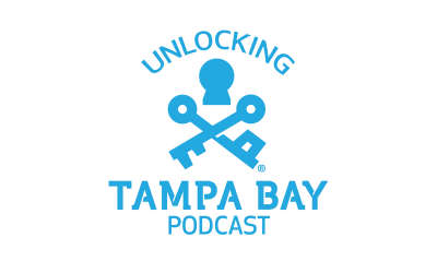 "VISIT TAMPA BAY LAUNCHES ""UNLOCKING TAMPA BAY"" PODCAST"